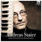 Andreas Staier Bach-CD